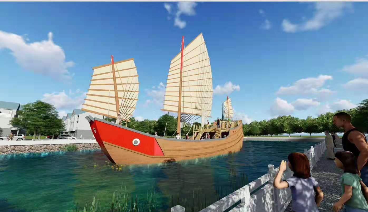景观船销售