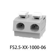 快速按压式端子台10.0MM间距红外线接线座DG202图片