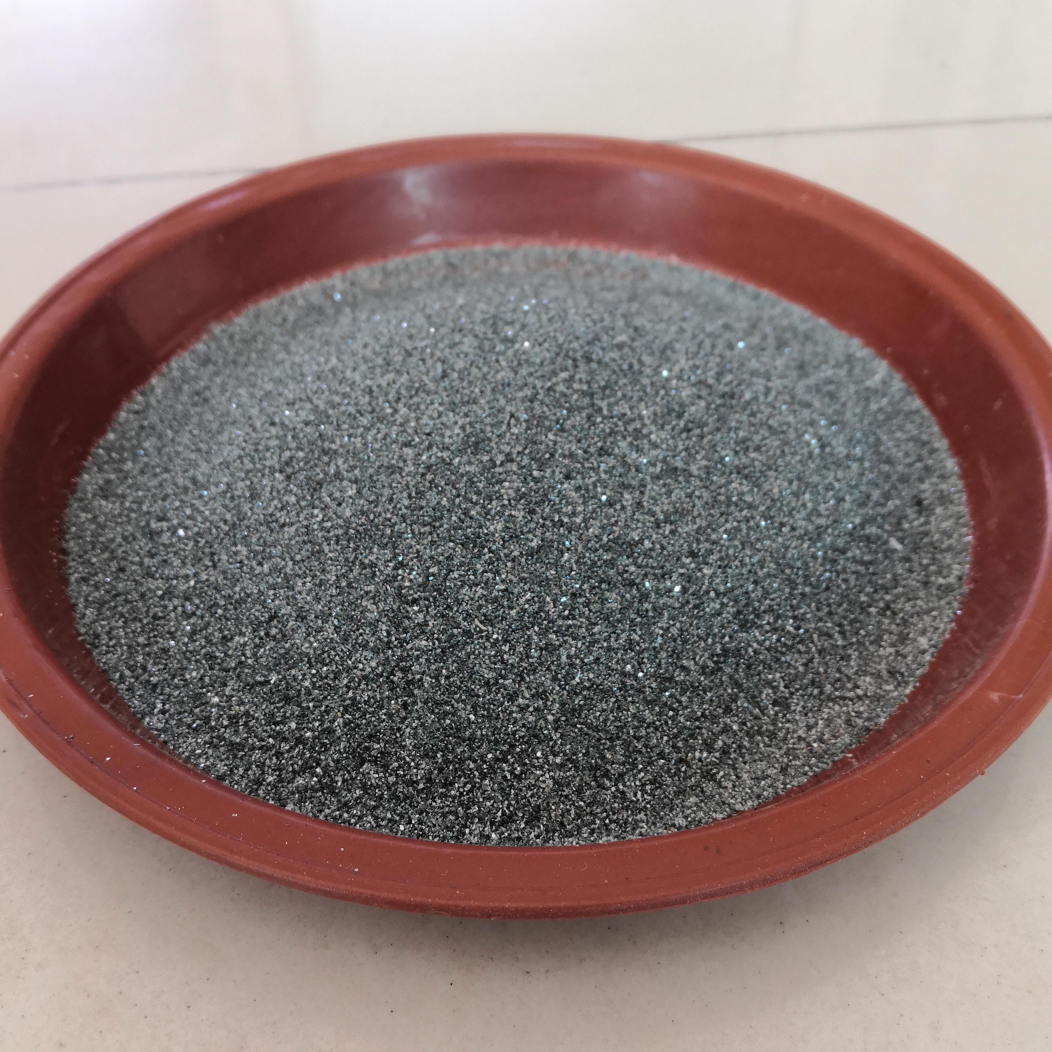 绿碳化硅微粉报价销售
