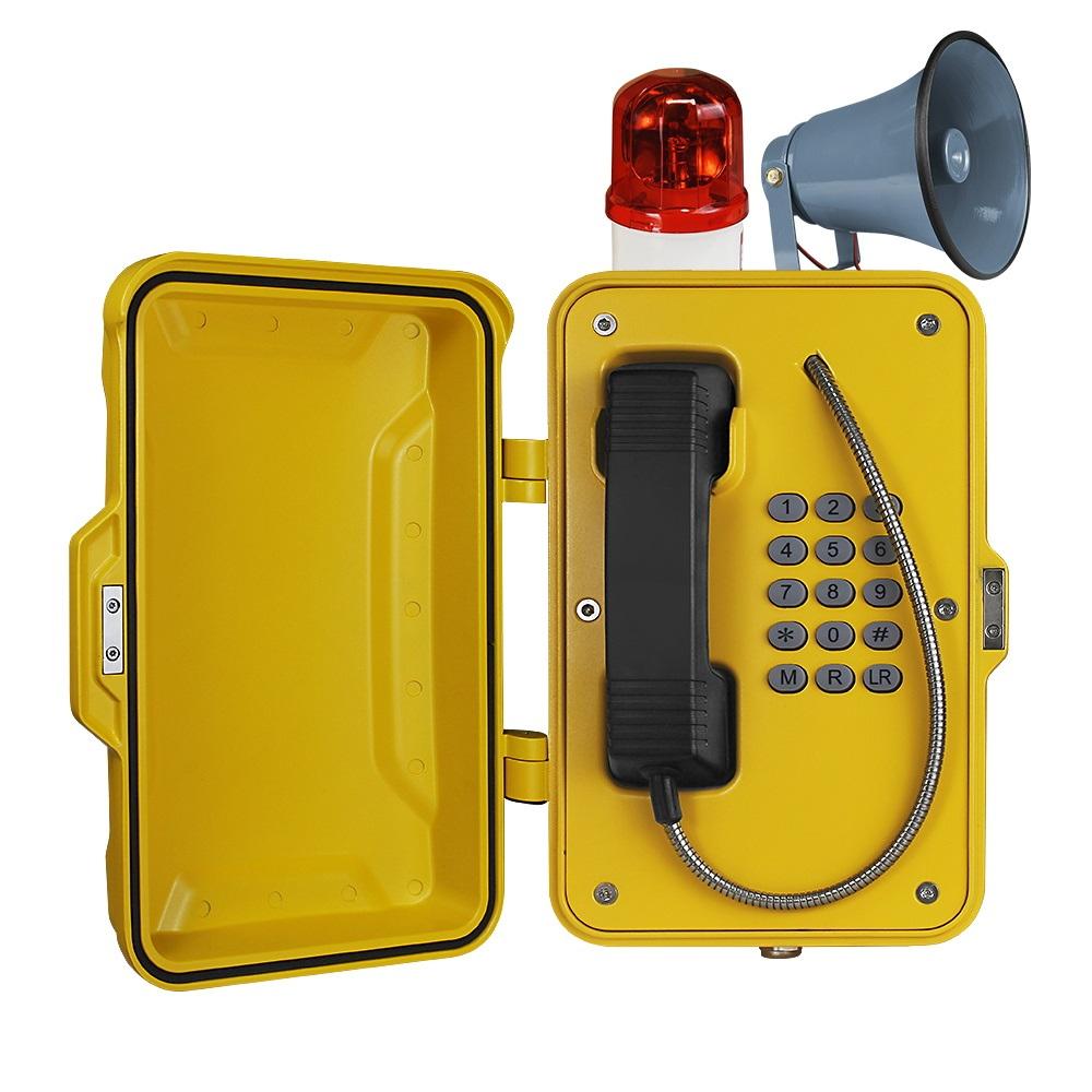 工业扩音电话机 扩音呼叫系统销售